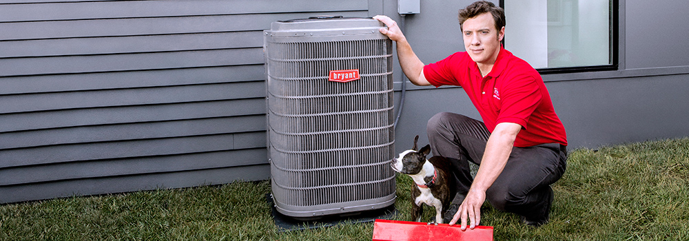 Air conditioner maintenance and repair job for homeowners